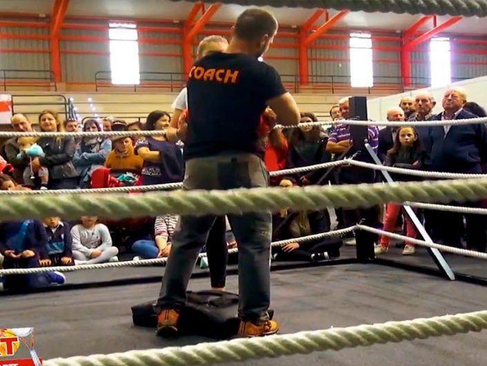 Kickboxing en Mozoncillo