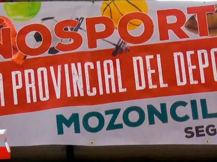 Spot I Feria Provincial Deporte Mozoncillo