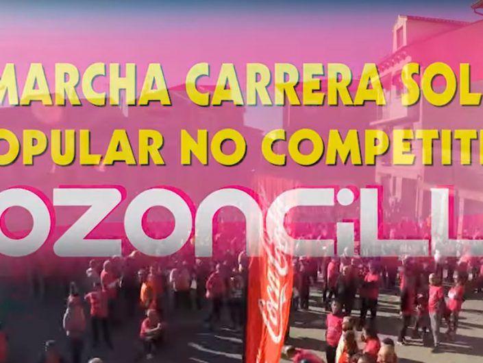 Spot V Marcha Solidaria Mozoncillo