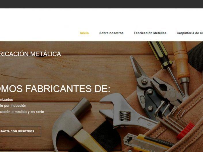 Desarrollo de Páginas Web WordPress