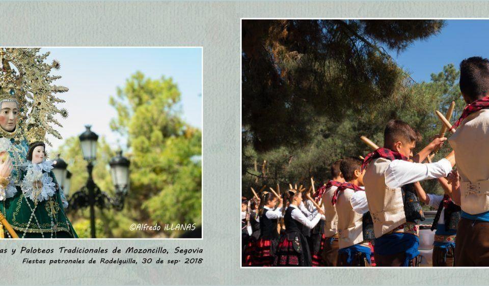 Danzas y paloteos de Mozoncillo, Segovia