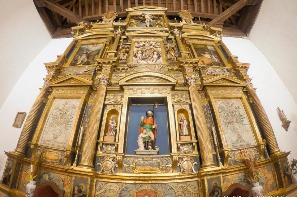 Ermita de San Roque Mozoncillo