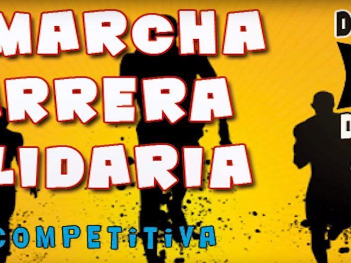 Marcha Solidaria APADEFIM Mozoncillo